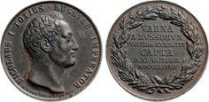 Medal RUSSIA Nicolas I Tsar of Russia Russo Turkish War Capture of Varna UNC