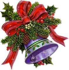 Clique aqui e veja seu cartão animado de Bom Dia e Feliz Natal, completo e com maior qualidade! Christmas Scenes, Christmas Clipart, Christmas Candles, Vintage Christmas Cards, Christmas Bells, Christmas Pictures, Xmas Cards, Christmas Art, Christmas Greetings