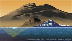 Mt.Olympus Mars Mars' Olympus Mons 3 x Height of Mount Everest-The Solar System's ... www.dailygalaxy.com450 × 259Vyhledávání pomocí obrázku In 2004 the Express orbiter imaged old lava flows on the flanks of Olympus Mons. Based on crater size and frequency counts, the surface of this western ...