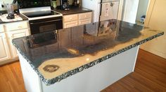 unique stained concrete countertops ideas kitchen remodel ideas island ideas