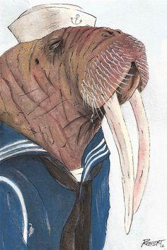 Walrus 4x6