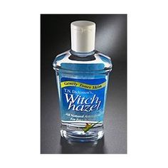 After washing my face I use this as a toner...works well and doesn't cost a fortune :)