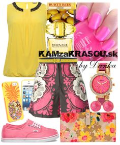 #kamzakrasou #sexi #love #jeans #clothes #coat #shoes #fashion #style #outfit #heels #bags #treasure #blouses #dress Zažiarte s farbami leta