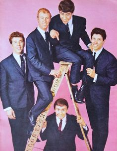 SIXTIES BEAT: Brian Poole & The Tremeloes
