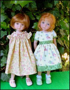 Constance et Emma Rose