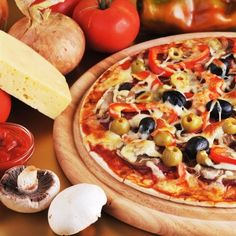 Monday's Only! - MyTownUSA Featuring our blend of real Italian cheeses and spices, freshly made dough, sauce made from 100% fresh tomatoes, and loaded with premium ingredients!
