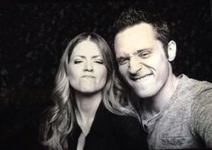 Juliana and Seamus Dever