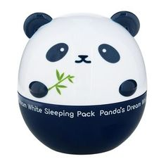 Buy Tony Moly Panda's Dream White Sleeping Pack 50g at YesStyle.com! Quality products at remarkable prices. FREE WORLDWIDE SHIPPING on orders over US$35.