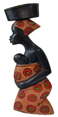 African Art African American Art Mother by Boriquahafrikanah, $20.00