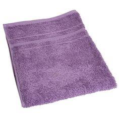 Håndkle Emma 50x70 cm Lilla - Håndklær