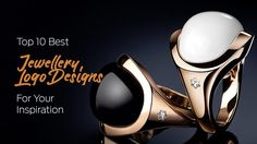 Top 10 Best Jewellery Logo Designs For Your Inspiration !