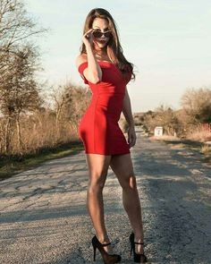 Ladies in Red  #photography #model #hot #Gorgeous #beautiful #sexy #stunning #instalike #dress #red #brenette