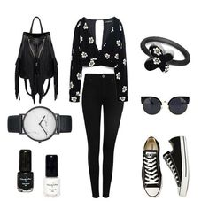 #ringbow #outfit #black