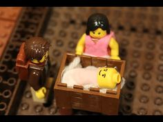 This is a video of the Christmas Story in Lego! If you enjoyed it please share it around! It would be much appreciated :) A Christmas Story, Christmas Ideas, Lego Bible, Message Bible, 4 Kids, Children, Bible Stories, Activity Ideas, Christmas Activities