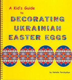 Ukrainian Easter Egg Coloring Book | Pisanki (Egg Decorating ...
