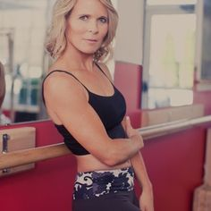 Colleen Ketchum founder of the BeyondBarre Method.