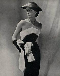 Lucile Manguin designs, 1951