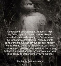 """147 Likes, 4 Comments - Stephanie Bennett-Henry (@slwriting) on Instagram: """"#stephaniebennetthenry #slwriting #SBH #stephaniebennetthenryquotes #poetryofsl…"""""""