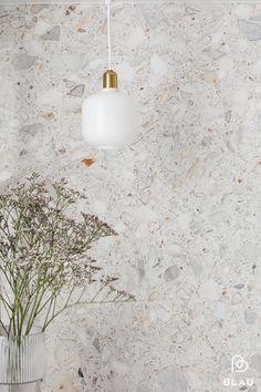 Lamp Inspiration, Bathroom Inspiration, Terrazzo, Helsinki, Material Board, Wall Lights, Ceiling Lights, Basement Bathroom, Sconces