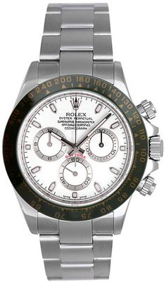 Rolex Daytona Stainless Steel Watches   New & Pre-owned Rolex Watches For Men   Limited Watches   Buy New & Used Rolex Watches