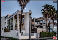 Beach House Santa Monica.