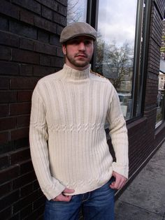Rogue Fisherman by Sara Morris  http://www.ravelry.com/patterns/sources/rose-city-knits