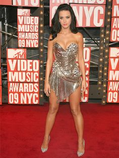 Katy Perry at the 2009 MTV Video Music Awards