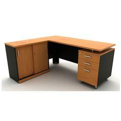 OSCAR L R DeskOffice FurnitureWriting