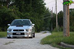 Bugeye Subaru