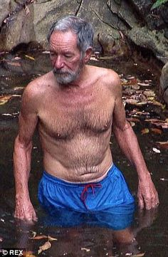 The 68-year-old has complained to his campmates of feeling hungry