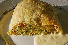 Quinoa - Gemüsestrudel, ein leckeres Rezept aus der Kategorie Gemüse. Bewertungen: 12. Durchschnitt: Ø 4,0.