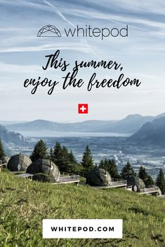Book now your own luxury pod and recharge your batteries in our unique eco-luxury concept Beste Hotels, Family Destinations, Family Travel, Family Trips, Next Holiday, Road Trip, Belle Photo, Switzerland, Travel Inspiration