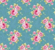 Tilda Grandma Rose Blue 480186