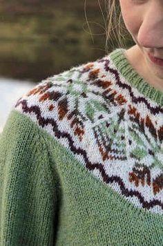 Hairst Cardigan by Sandra Manson - Jamieson and Smith, Real Shetland Wool. Fair Isle Knitting Patterns, Knitting Designs, Knit Patterns, Knitting Projects, Knitting Stitches, Hand Knitting, Cable Knitting, Knitting Tutorials, Vintage Knitting