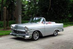 1956 Chevrolet Bel Air Convertible Shorty