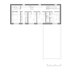 Family House in Nučice / Mimosa architects, Floor Plan-1