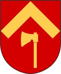 Tibro Municipality, Västra Götaland County (10,725Km²) Code: 1472 -Sweden- #Tibro #VästraGötaland #Sweden (L22197)