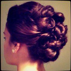 Ashley Hebert for Hair