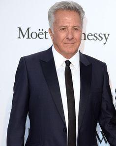 Legendary actor Dustin Hoffman was in @Kris_Van_Assche's @DiorHomme last night in Cannes. #DiorCannes #KVASquad