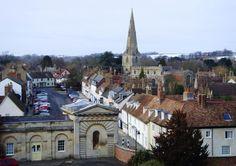 Kimbolton, England