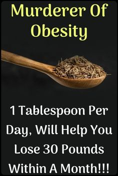 This is Murderer of Obesity! With only a Tablespoon Per Day, You Will Go Down 30 Pounds In One Month – Buuz Club Health And Fitness Articles, Health Tips, Health And Wellness, Health Fitness, Health Facts, Abundant Health, Holistic Nutrition, Wellness Tips, Fitness Diet