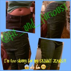 This has got to be one of my #FAVORITE pics so far!! I'm too skinny for my #SKINNYJEANS!! Yippeeee!!! Prolessa Duo really works!! I #LOVE it!! Down TWO dress sizes in TWO MONTHS!! I'm not doing some crazy yo-yo dieting. I'm eating right,  consistently, and portioned. I'm feeding my body the #nutrition it needs! The rest is #natural! With a little added exercise, this is what happens! Are you NEXT?? And don't worry Mr. Fit and Furious, my #PuertoRican #bigbutt is still there. Lol ;-)…