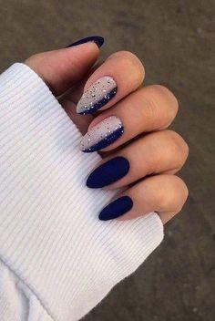 168 classical ideas for french nails – page 4 Chic Nails, Stylish Nails, Swag Nails, Edgy Nails, Halloween Acrylic Nails, Fall Acrylic Nails, Gel Nails, Manicure, Nail Polish