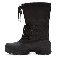 Men's Arctic Cat -40F Winter Boots - Black 10