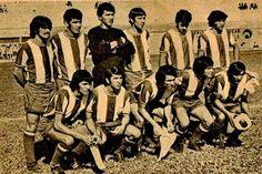 EQUIPOS DE FÚTBOL: SELECCIÓN DE PARAGUAY contra Bolivia 25/06/1972