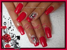 It`s all about nails: Nail art 'Butterfly'