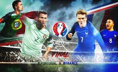 Portugal vs France: Watch Euro 2016 Final Live Stream