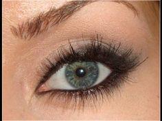 I want this smoky eye!