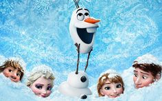 Frozen  my favorite Disney movie