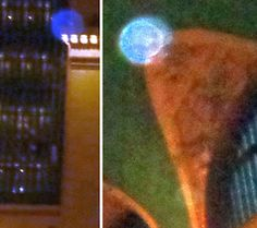 Orb Pro: The Distant #Orbs Were Like Perching Birds